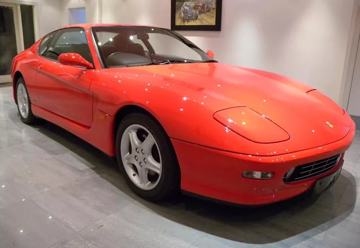 1999 Ferrari 456 GTM