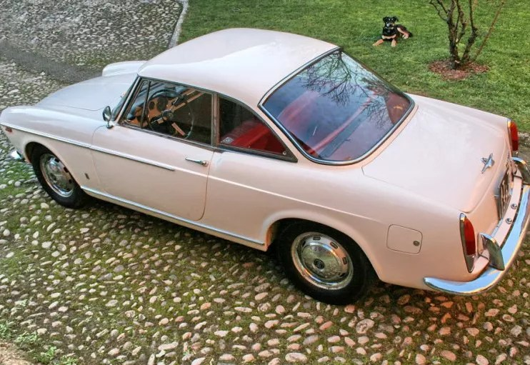 1965 Fiat 1500 Coupe