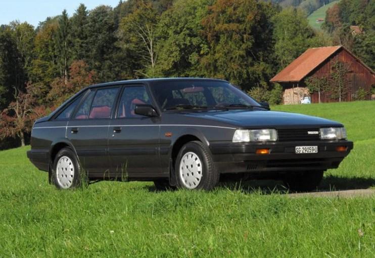1986 Mazda 626 GLXi
