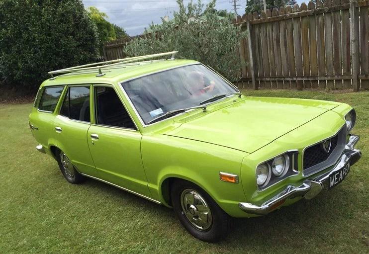 1972 Mazda RX3 Estate