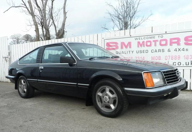 1981 Opel Monza 3.0E