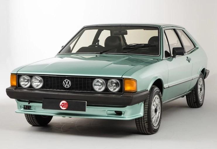 1980 VW Scirocco Storm