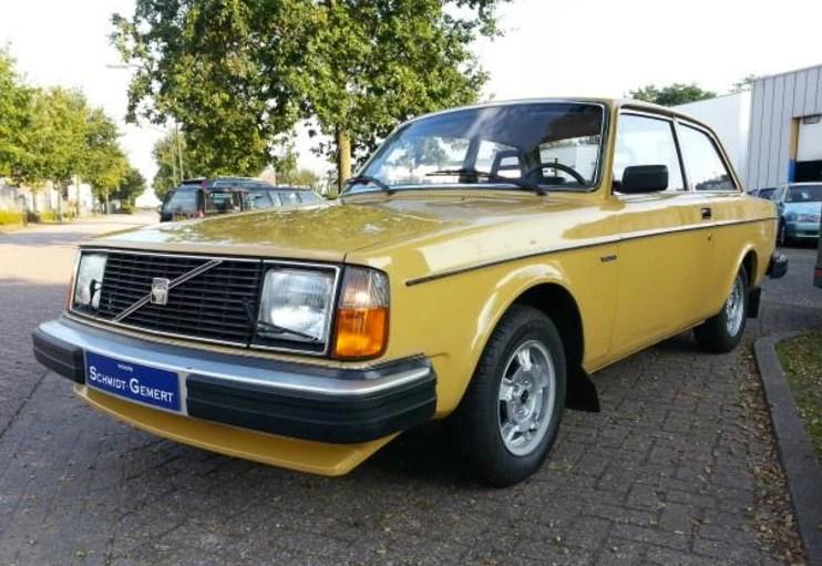 1980 Volvo 242 DL