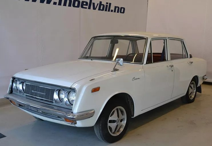 1969 Toyota Corona 1.5