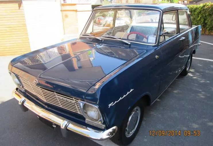 1965 Opel Kadett Lusso