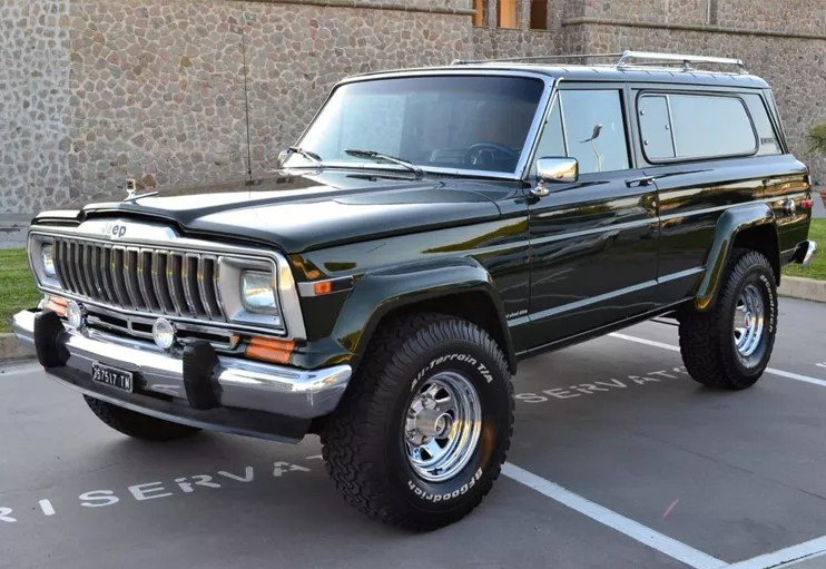 1981 Jeep Laredo