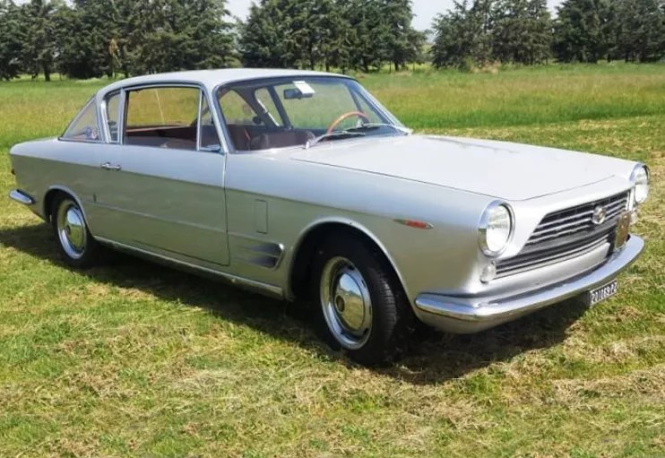 1967 Fiat 2300 Coupe S