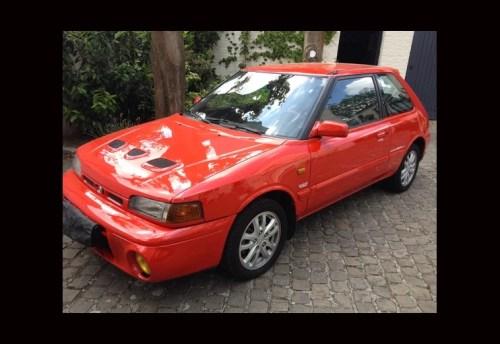 1990 Mazda 323 GTR