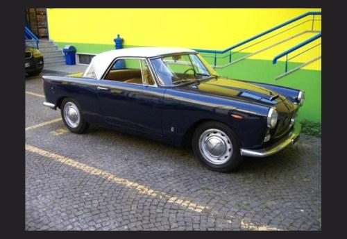 1958 Lancia Appia Pininfarina Coupe