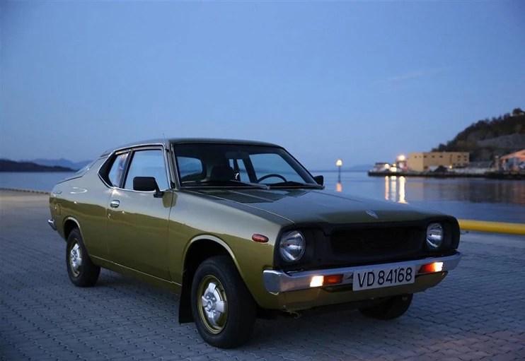 1976 Datsun 120A Coupe