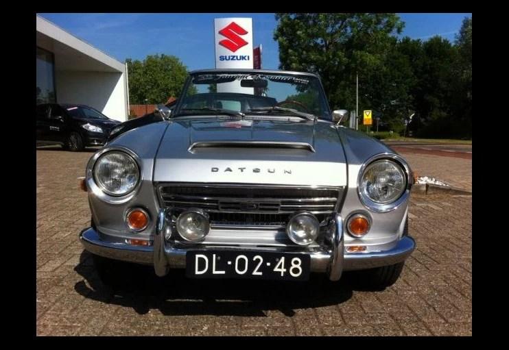 1968 Datsun Fairlady Roadster