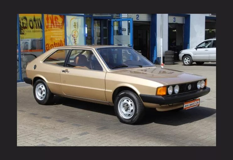 1978 VW Scirocco GL