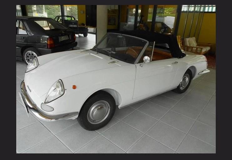 1965 Autobianchi Stellina 800
