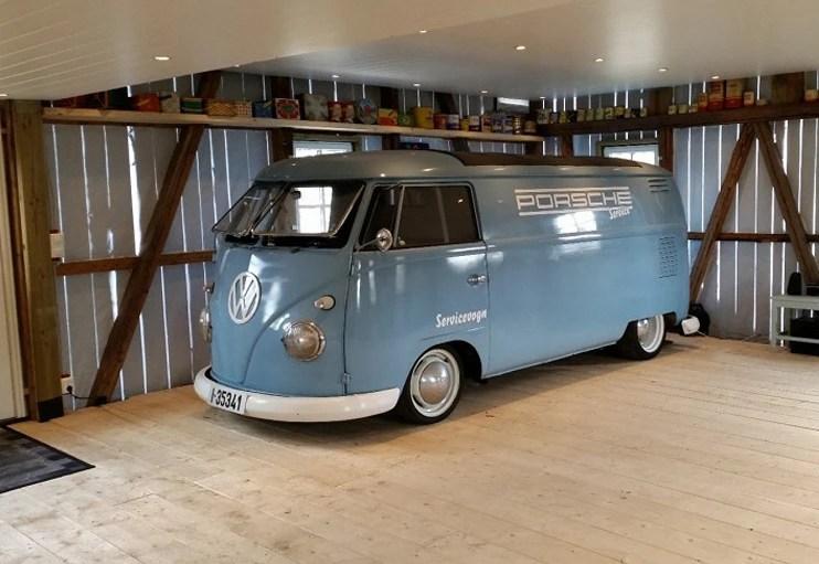 1961 VW T2 Transporter