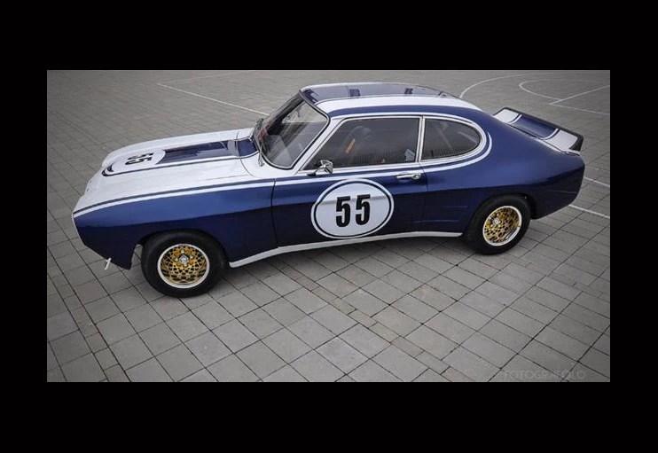 1972 Ford Capri RS2600