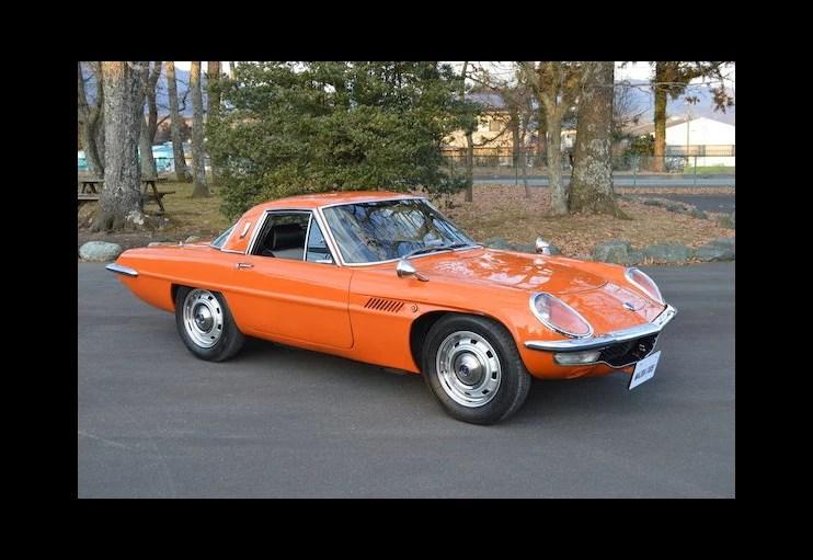 1968 Mazda Cosmo 110S