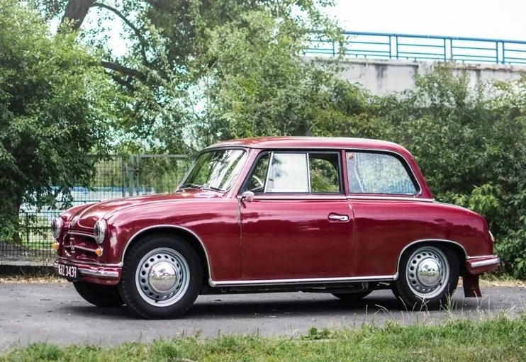 1958 Trabant P60