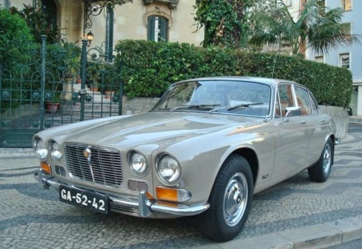 1972 Jaguar XJ6 2.8