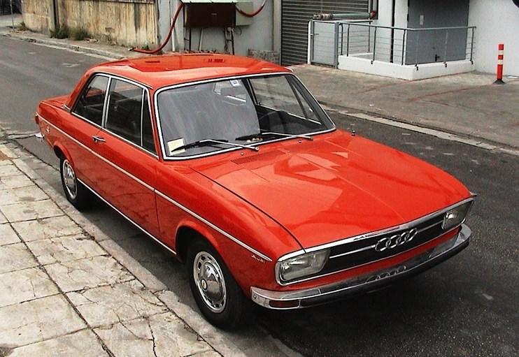 1971 Audi 100 LS