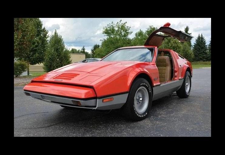 1975 Bricklin SV1