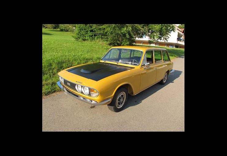 1972 Triumph 2500 FF