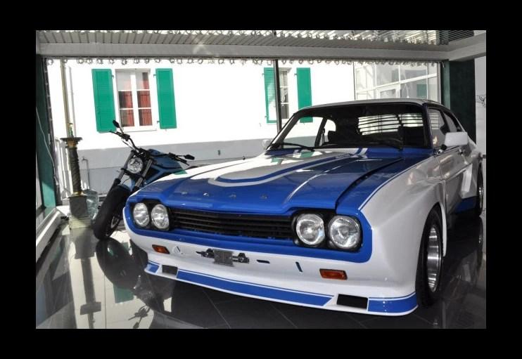 1974 Ford Capri RS2600