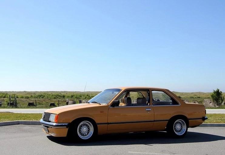 1977 Opel Rekord 2.0S