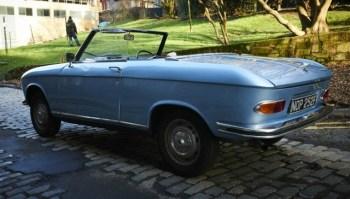 1968 Peugeot 204 Cabriolet