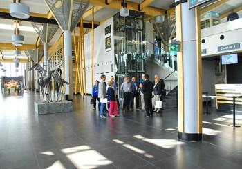Spotkanie branży turystycznej z przewoźnikami w Porcie Lotniczym Olsztyn – Mazury