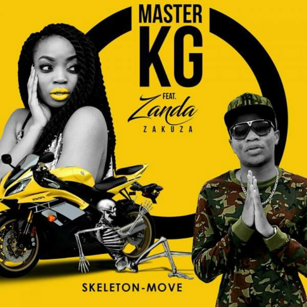 Master KG - Skeleton Move ft. Zanda Zakuza