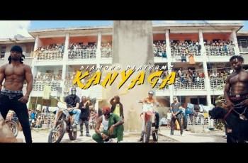 Diamond Platnumz Kanyaga video