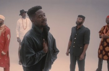 Johnny Drille Papa video