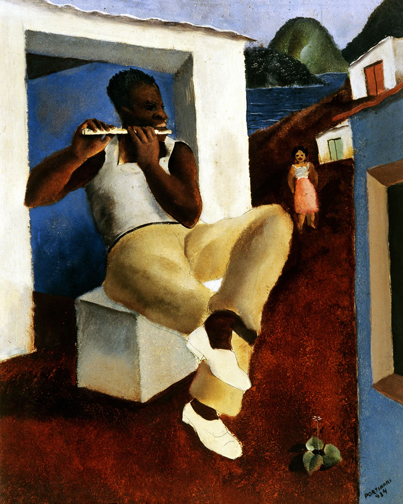 Cândido Portinari – peintre brésilien