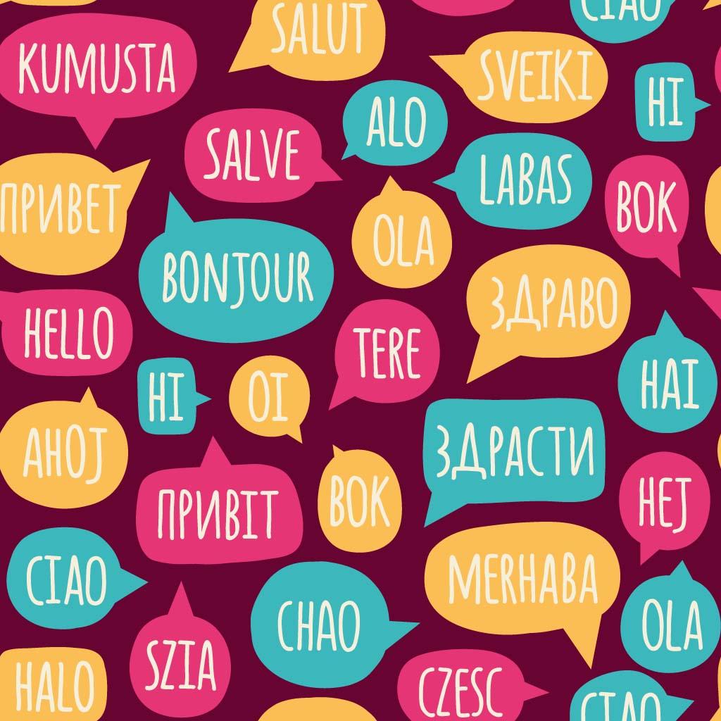 Languages Around The World