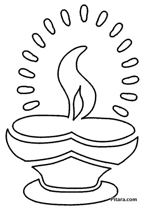 Diwali Coloring Pages Coloring Pages