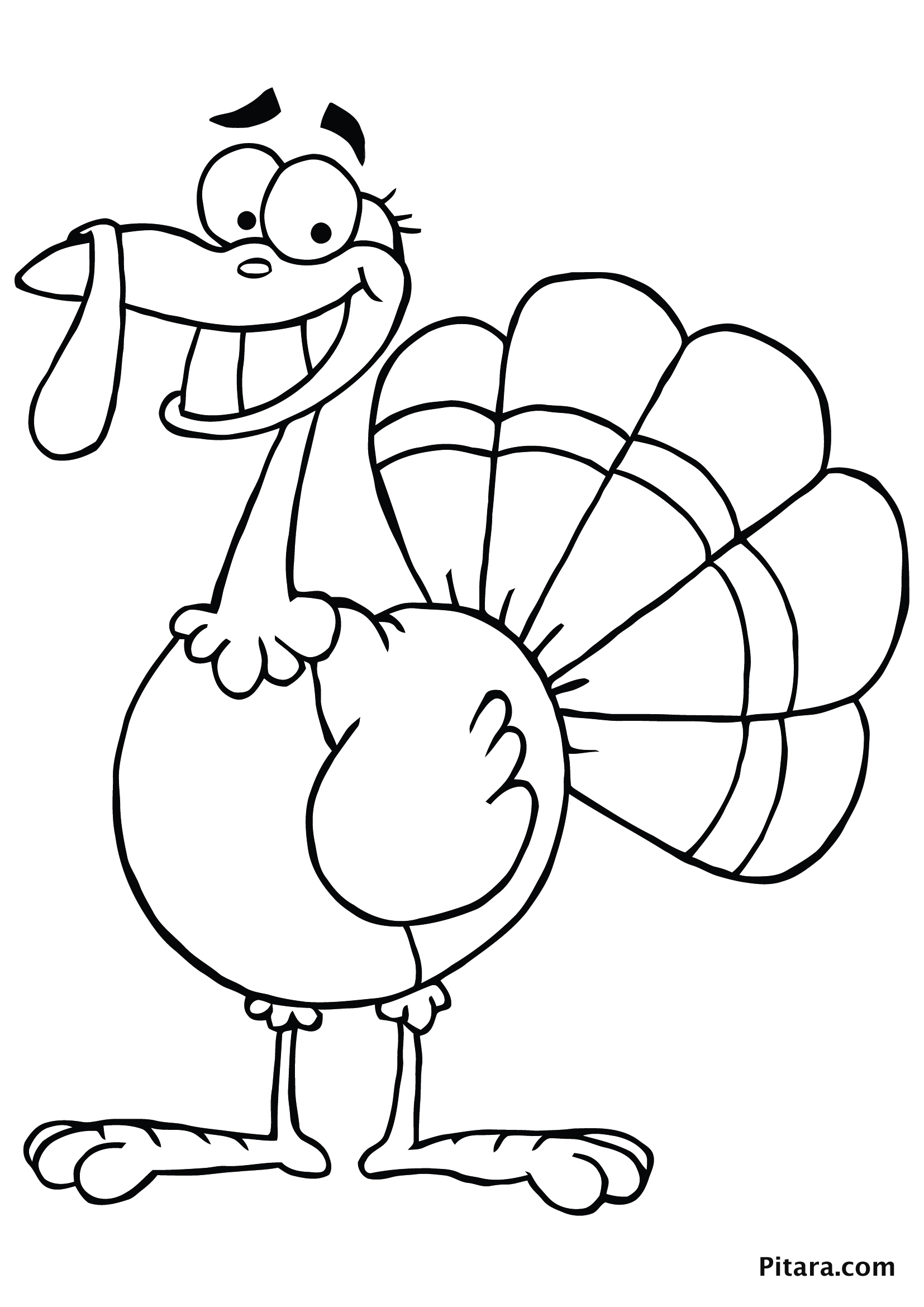 Best Printable Disney Thanksgiving Coloring Pages Happy