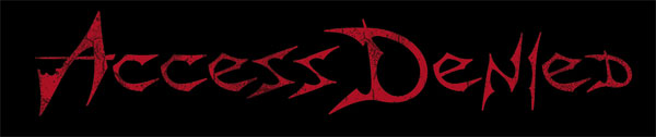 Access Denied logo