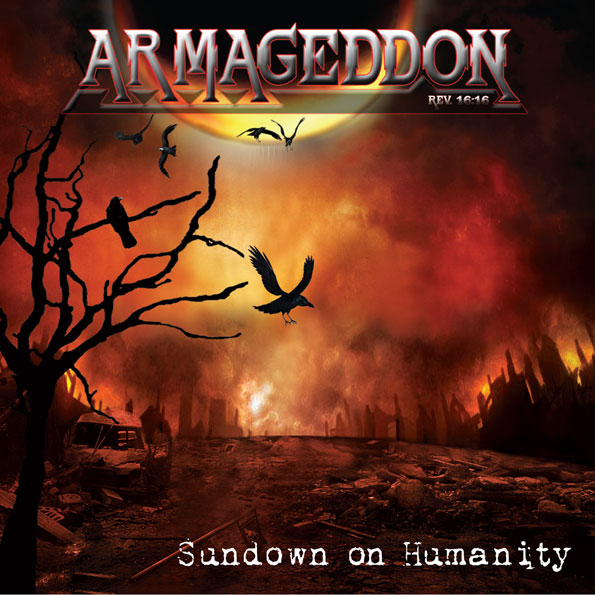 ARMAGEDDON REV.16:16 - Sundown on Humanity
