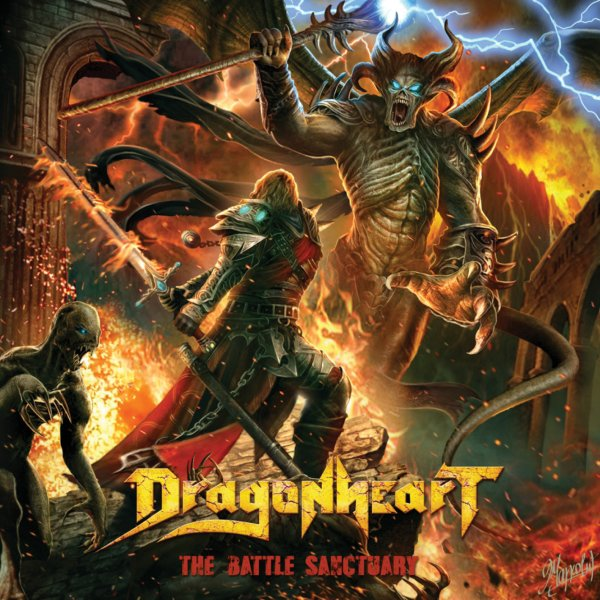 Dragonheart cover