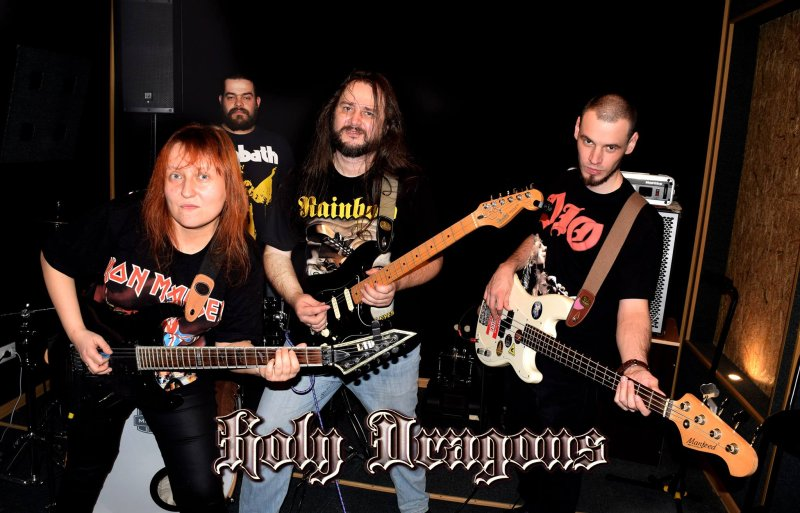 Holy Dragons 2016