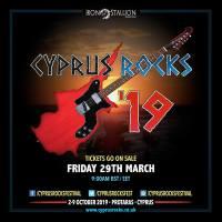 Cyprus Rocks '19