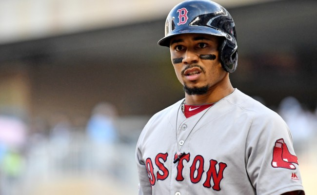 Going Deep Something Is Off With Mookie Betts Pitcher List