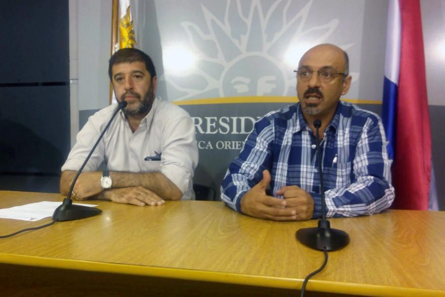 """La dirección del PIT-CNT catalogó la reunión con el presidente Tabaré Vázquez como """"positiva"""""""