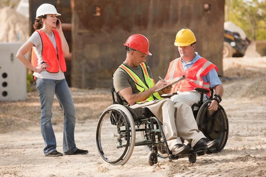 """Presentación de carpa """"Por el trabajo y la dignidad"""" para personas con discapacidad"""