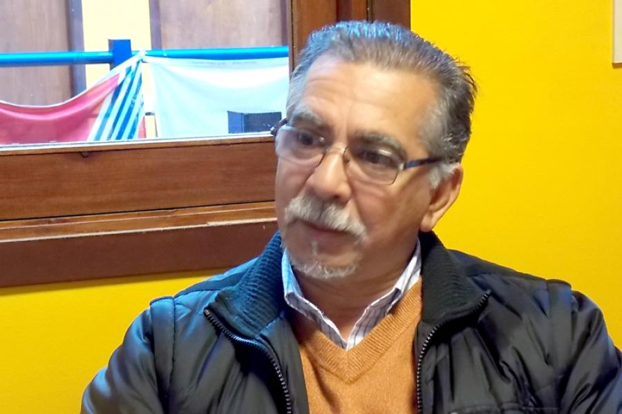 """Julio Perdigón (Inefop): """"Lo mejor que nos puede pasar a los trabajadores es capacitarnos en plena actividad"""""""