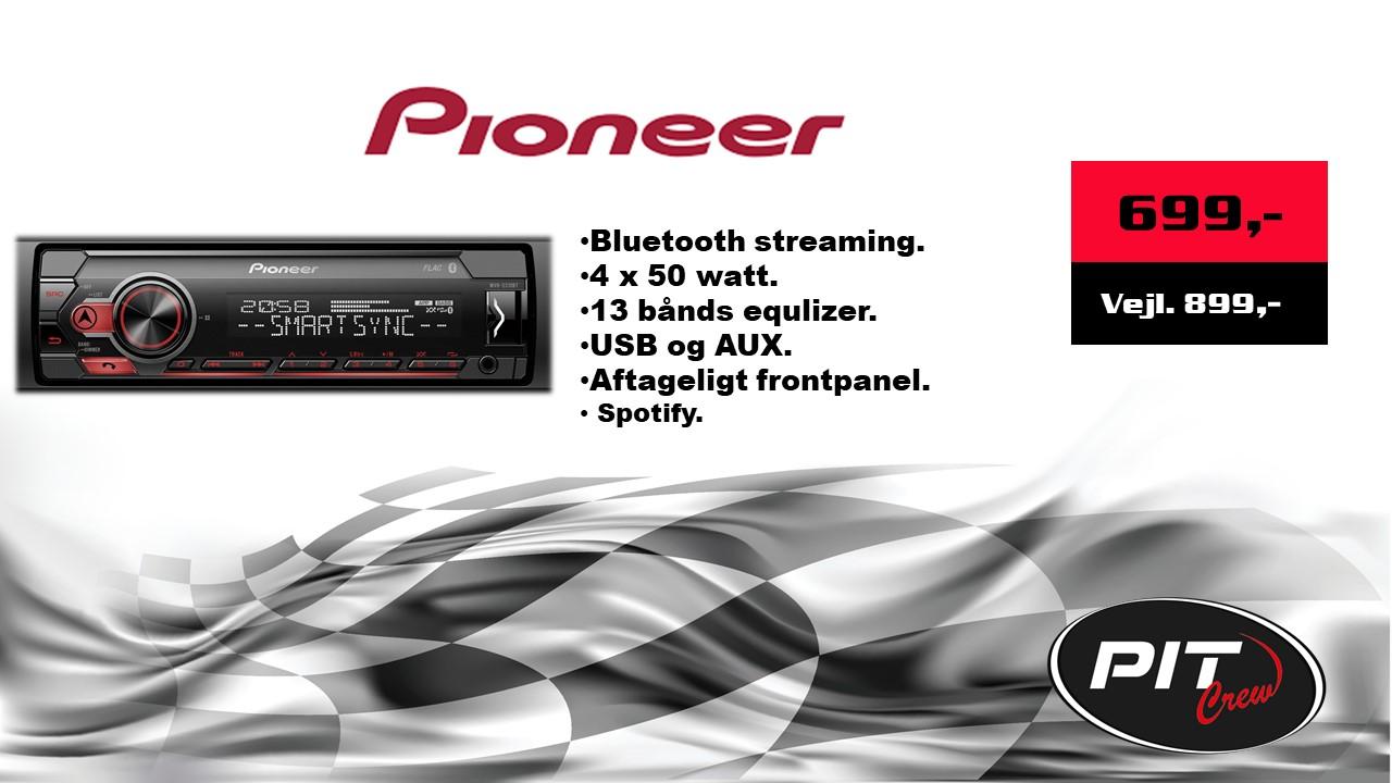 Pioneer MVH310BT