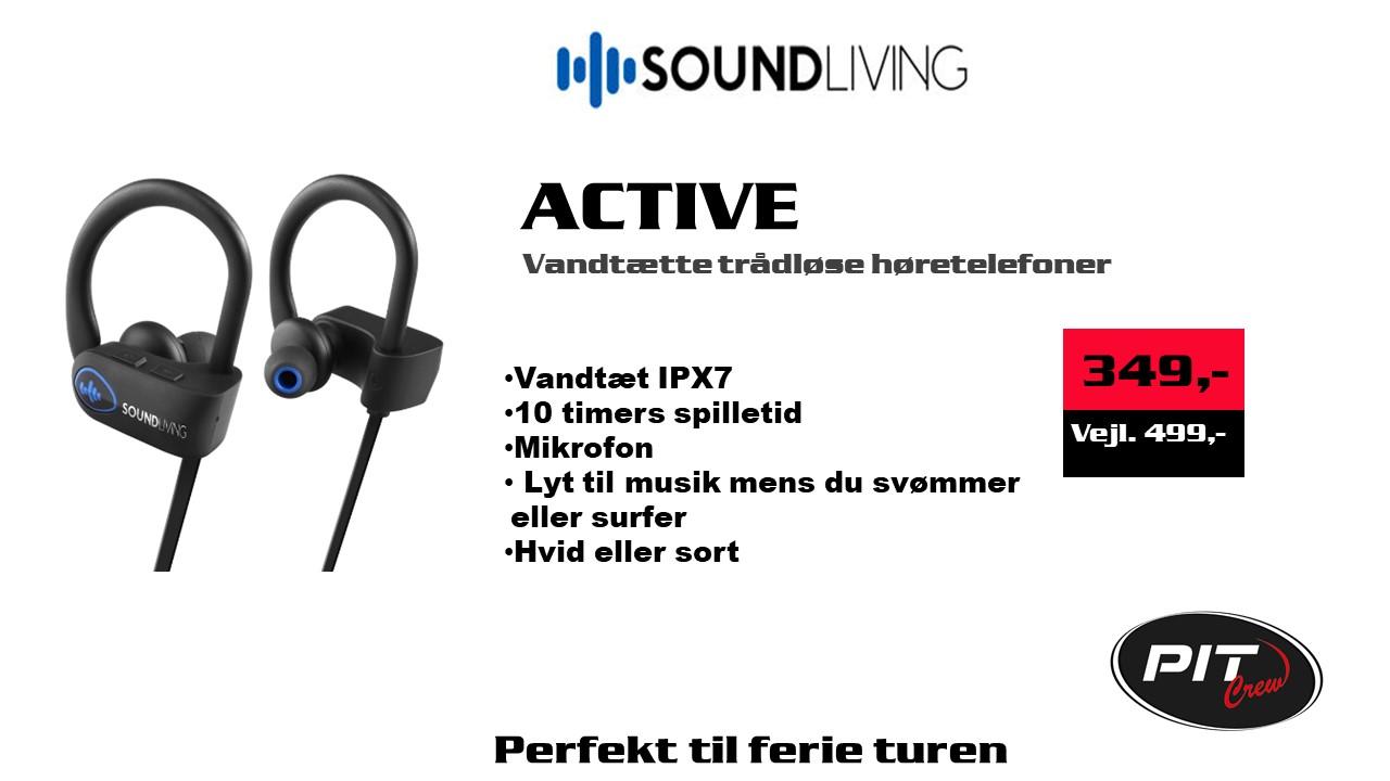 Soundliving headphones