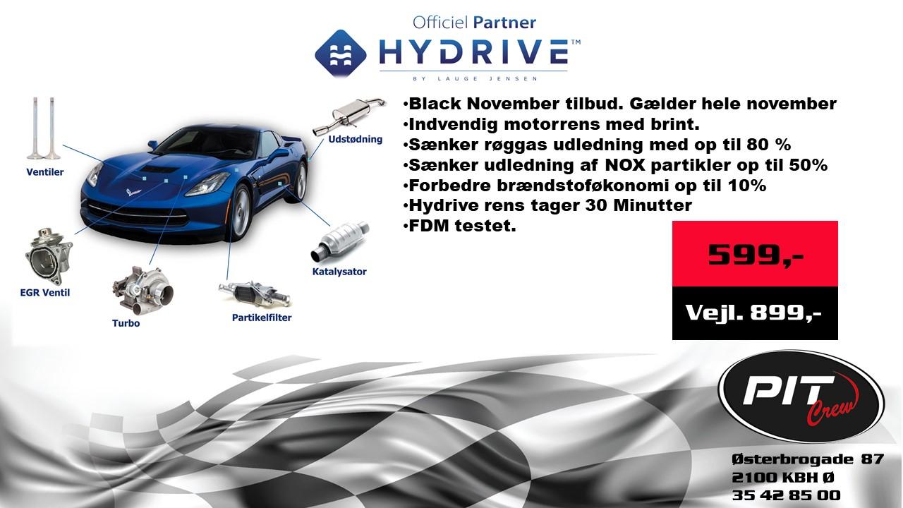 Hydrive Black november