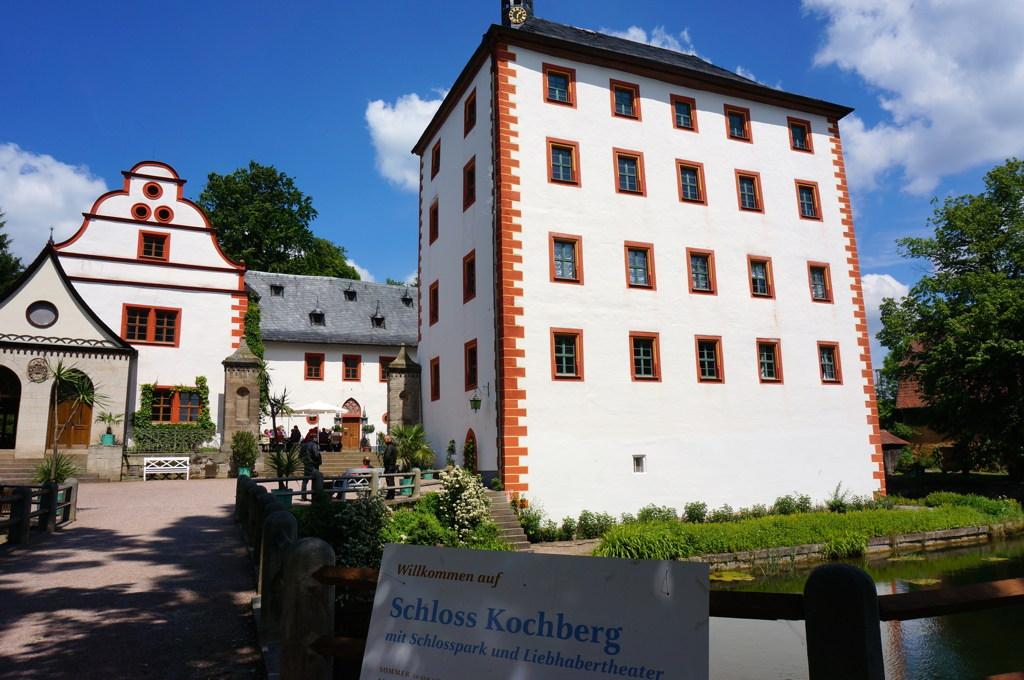Wasserschloss Kochberg