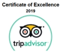 Pitfaranne Certificate of Excellence TripAdvisor